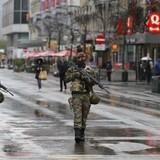 Bỉ nâng mức báo động khủng bố cao nhất tại Brussels