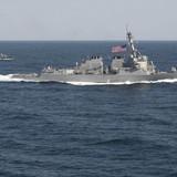 Hải Quân Mỹ có thể trở lại tuần tra ở Biển Đông vào tháng 12