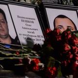 Chiến binh Syria đã hành hạ thi thể phi công Su-24 của Nga bị bắn rơi
