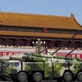 Trung Quốc thành lập ba binh chủng mới