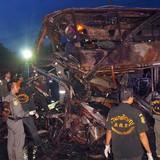 Thái Lan: Gần 300 người thiệt mạng do tai nạn giao thông vào dịp nghỉ lễ đầu năm