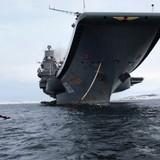 """Nga: Tàu sân bay """"Đô đốc Kuznetsov"""" sẽ không đến Syria"""
