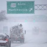 Bão tuyết lớn tấn công Bờ Đông nước Mỹ