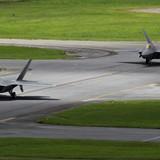 Mỹ điều động 26 tiêm kích đến đảo Okinawa Nhật Bản