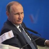Ông Putin chưa quyết định về việc tranh cử Tổng thống năm 2018