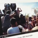 BBC công bố video về những phút cuối đời của ông Gaddafi