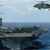 Mỹ điều động nhóm tàu sân bay tấn công Stennis vào Biển Đông