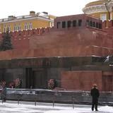 Lăng Lenin lại bị do thám bằng máy bay không người lái