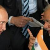 Nga và Ấn Độ thảo luận hợp tác sản xuất đạn dược