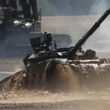 Uralvagon khoe đạn xe tăng tương lai tại Ấn Độ