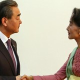 Trung Quốc ve vãn lãnh đạo mới của Myanmar