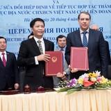 Nga và Việt Nam ký Hiệp định tiếp tục hợp tác khai thác dầu khí trên lãnh thổ Nga