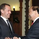 Nga và Việt Nam sẽ mở rộng việc sử dụng các đồng tiền quốc gia trong buôn bán, thương mại