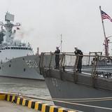 Biển Đông: Chiến hạm Mỹ lại tuần tra gần các đảo Trung Quốc kiểm soát