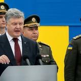 Tổng thống Poroshenko: Nga muốn có cả Ukraine
