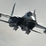 Nga điều động các cường kích Su-34 đến Crimea