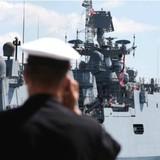 Tàu chiến Nga lên đường tới Biển Đông