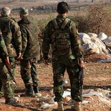 Người Mỹ 'xúi' IS tấn công cứ điểm của quân đội chính phủ Syria