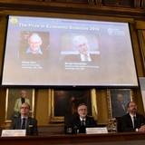 Nobel Kinh tế được trao cho hai chuyên gia Mỹ, Phần Lan về lý thuyết hợp đồng
