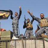Quân đội Iraq có thể tiến vào Mosul sau vài tiếng tới đây