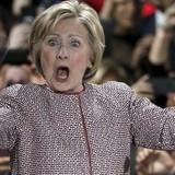 Ứng viên Clinton bị đánh giá tiêu cực hơn ông Trump ngay trước thềm bầu cử Mỹ