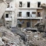 Nga yêu cầu phiến quân rời Aleppo trước đêm 4/11 'để toàn mạng'