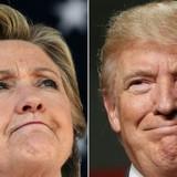 Bà Clinton và ông Trump vừa tấn công vừa so kè sát sạt