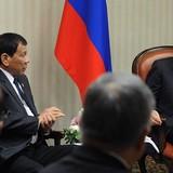 Tổng thống Philippines: Ông Putin hiếm khi mỉm cười