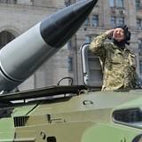 Ukraine tập trận quân sự, hạm đội Biển Đen tuyên bố sẵn sàng bắn hạ tên lửa