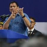 Không phải ai cũng thích sự hùng biện cứng rắn của ông Duterte về cuộc chiến chống tội phạm