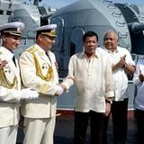 Ông Duterte hy vọng Nga sẽ trở thành đồng minh và bảo vệ Philippines