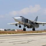 Nga và Thổ Nhĩ Kỳ cùng không kích IS ở Syria
