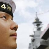 Nhật Bản sẵn sàng triển khai tầu chiến lớn nhất tại Biển Đông