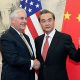 Ngoại trưởng Trung Quốc kêu gọi Mỹ  'bình tĩnh' về vấn đề Triều Tiên
