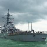 Vụ tai nạn tàu chiến Mỹ: Tìm thấy thi thể toàn bộ số thủy thủ mất tích