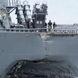 Hải quân Hoa Kỳ cách chức hai tư lệnh sau tai nạn biển ở Châu Á