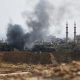 Quân đội Syria tiến vào thành trì lớn nhất của IS ở  Deir ez-Zor
