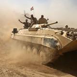 Quân nhân Iraq kiểm soát căn cứ cuối cùng của IS trong nước