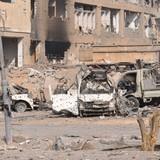 Quân đội Syria bao vây thành trì cuối cùng của IS