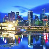 """Singapore sẽ """"vượt mặt"""" Hồng Kông về tốc độ """"tạo ra"""" triệu phú"""