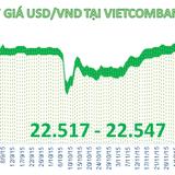Tỷ giá USD/VND bất động trong dịp giáng sinh