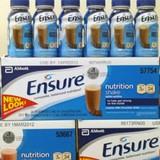 Hải quan đề nghị cấm nhập khẩu sữa Ensure