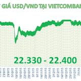 Ngân hàng Nhà nước và các ngân hàng thương mại cùng giảm giá USD