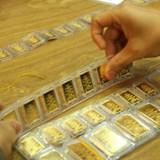 Giá vàng SJC vượt mốc 33 triệu đồng/lượng thành công