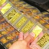 Giá vàng SJC đắt hơn vàng thế giới 300 nghìn đồng/lượng