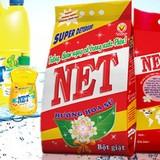 Bột giặt NET dự kiến lãi năm 2017 giảm mạnh