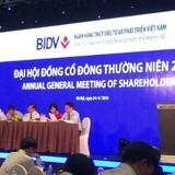 BIDV sắp họp bất thường, vẫn chưa bàn về cổ tức