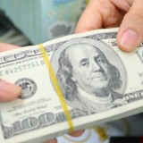 Tỷ giá trung tâm tăng lần đầu trong 4 phiên