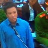 Phiên toà chiều 6/3: Hà Văn Thắm khai không chi lãi ngoài ngân hàng sẽ đổ bể