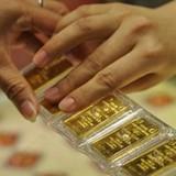 Giá vàng SJC bật tăng phiên cuối tuần